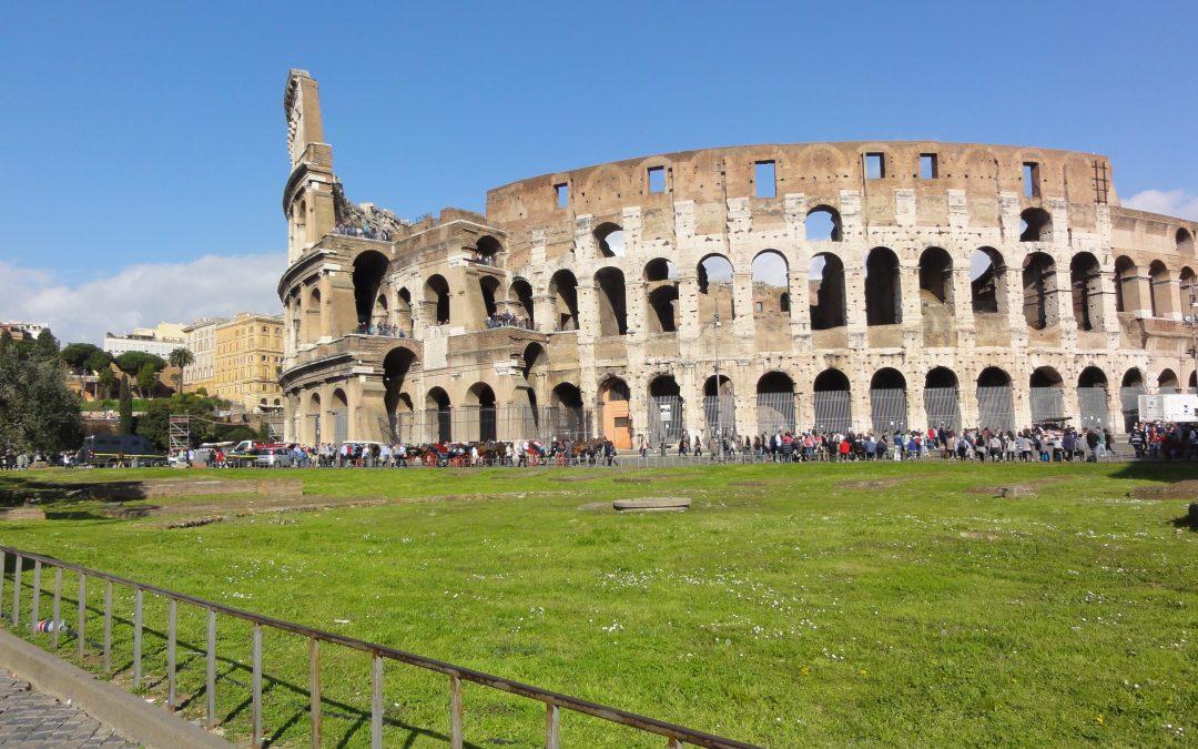 Stedenreizen, Rome