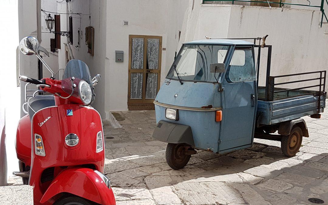 Puglia, Zuid-Italië